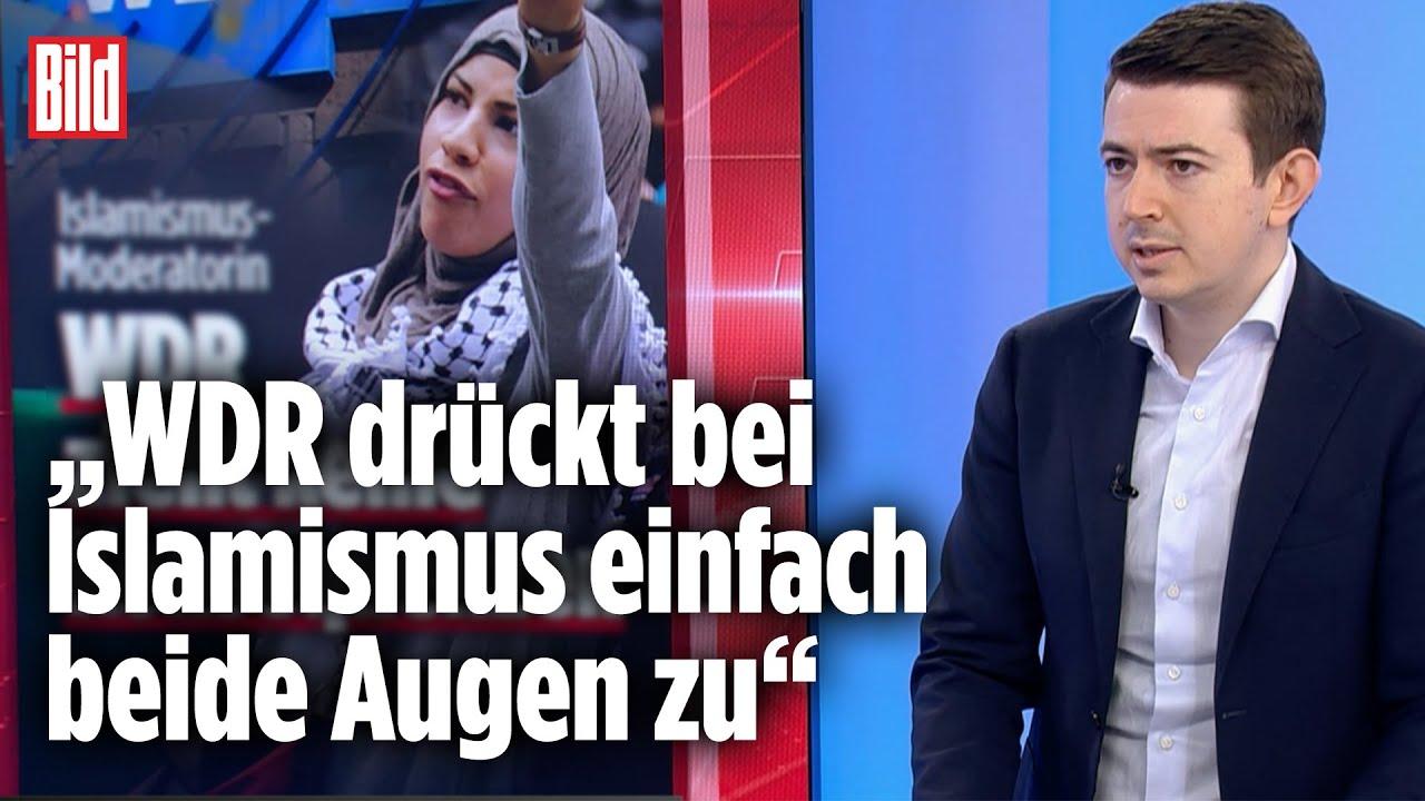 Download Islamismus-Skandal: WDR zieht KEINE Konsequenzen wegen Moderatorin Nemi El-Hassan