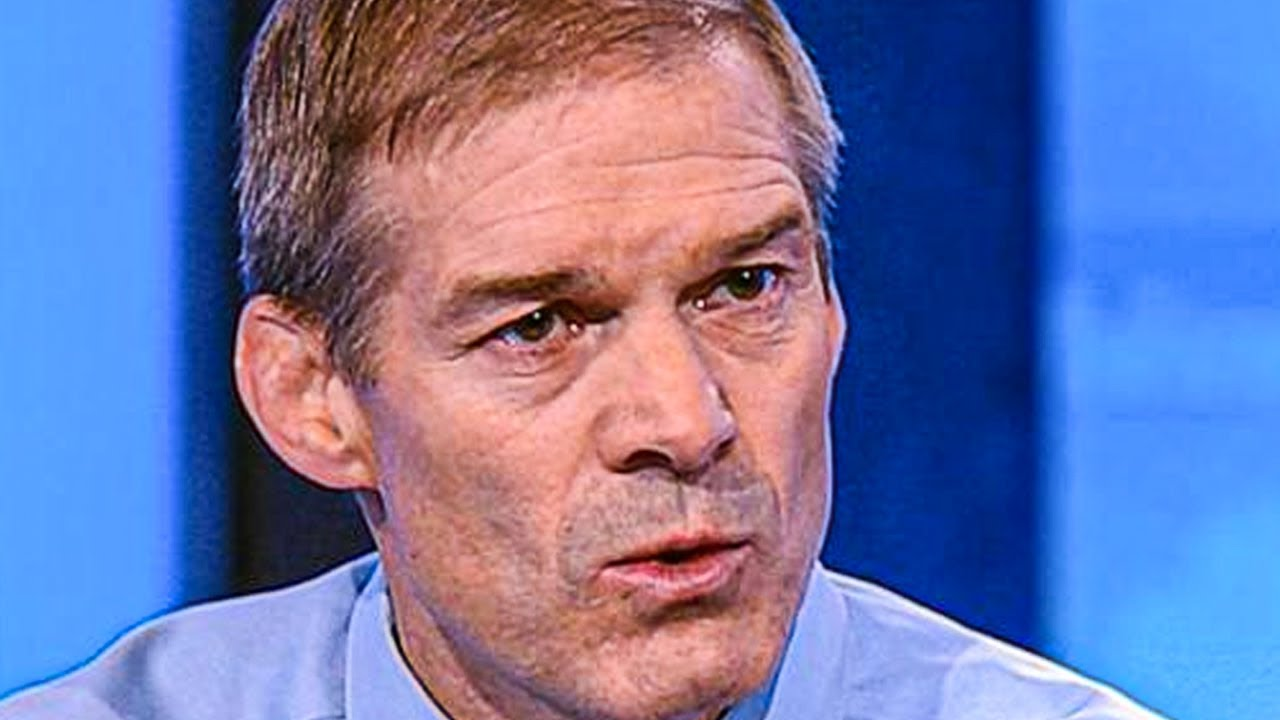 Jim Jordan Is Furious The DOJ Wouldn't Investigate Claim That Italian Space Lasers Changed Votes