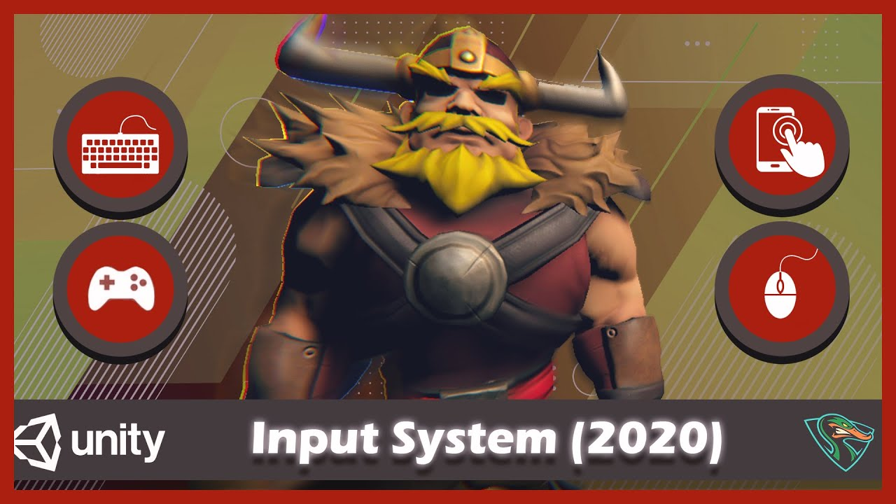 Aprende a usar el nuevo Input System de Unity (2020)