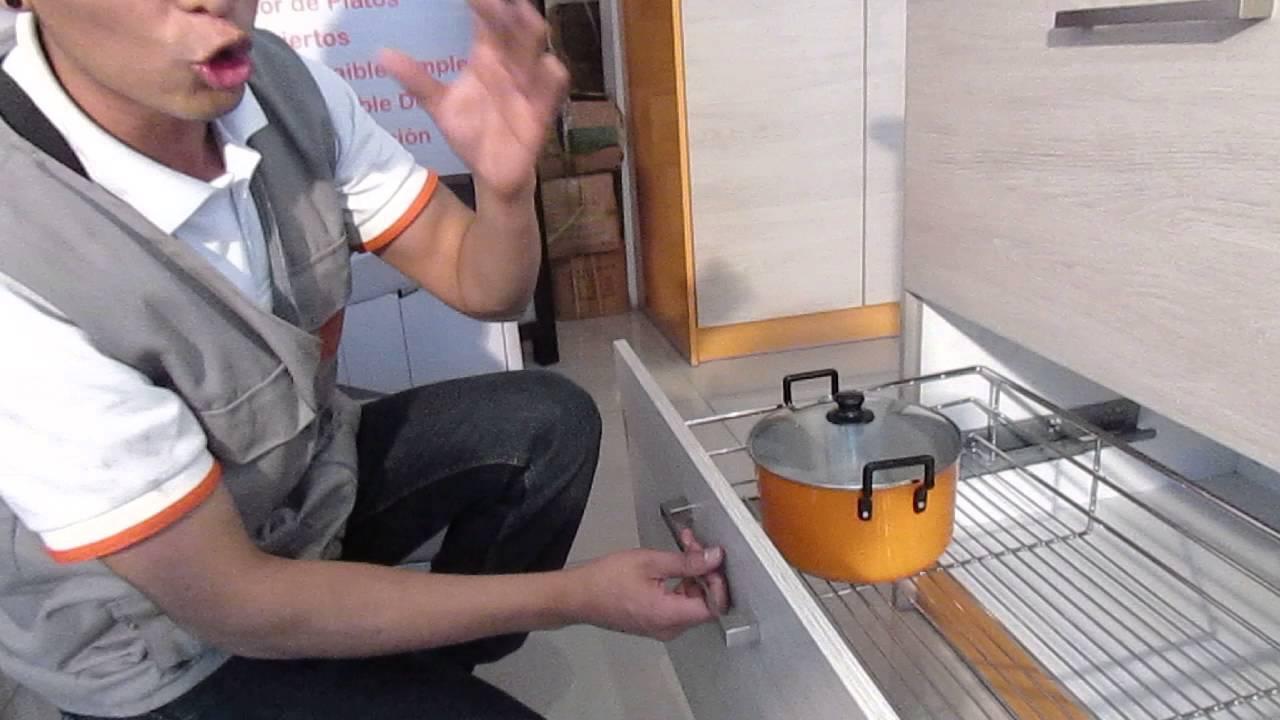 Accesorios Y Herrajes Para Cocina Quito Youtube