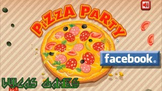 Pizza Party Haciendo pizzas Juego Gratis Facebook y PC