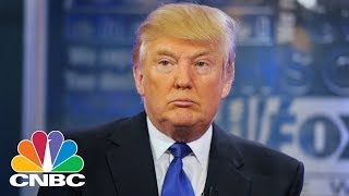 Trump Must Offer Mea Culpa To Get Tax Reform, Infrastructure Done: Fmr. Dem. Congressman | CNBC