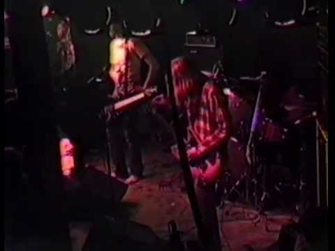 Nirvana - Cattle Club - Sacramento, US 1990