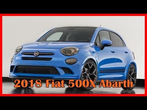 2018 fiat 500x abarth picture gallery youtube. Black Bedroom Furniture Sets. Home Design Ideas