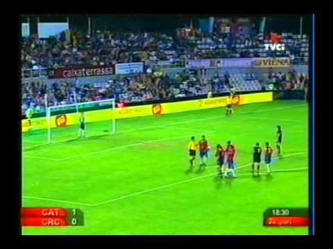 2006 (May 24) Catalunya 2-Costa Rica 0 (Friendly).avi