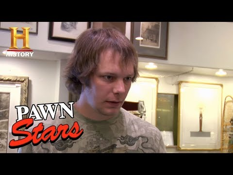 Pawn Stars: Bay Gorget | History