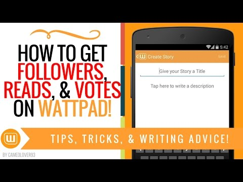 How to make a private story on wattpad