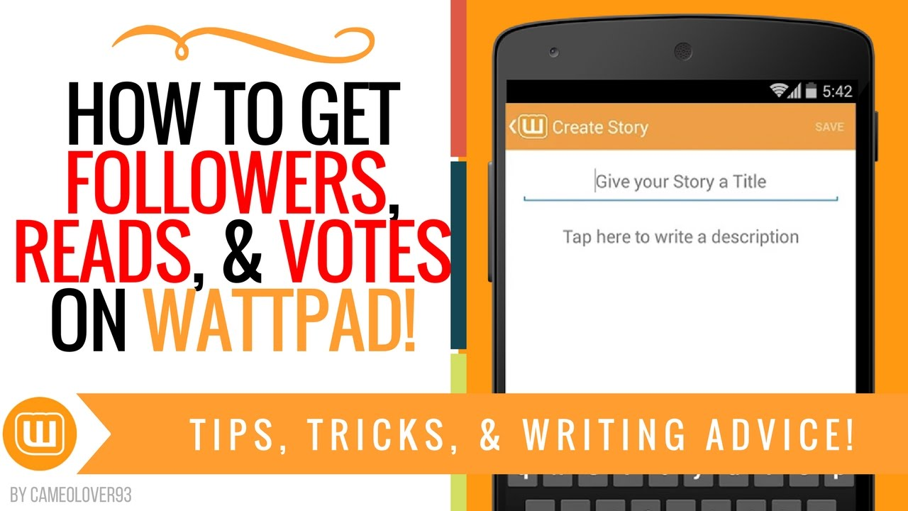 How To Grow & Become Successful On Wattpad | Writing Advice: Episode 1