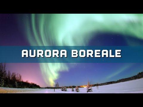 AURORA BOREALE: che cos'è e come si forma