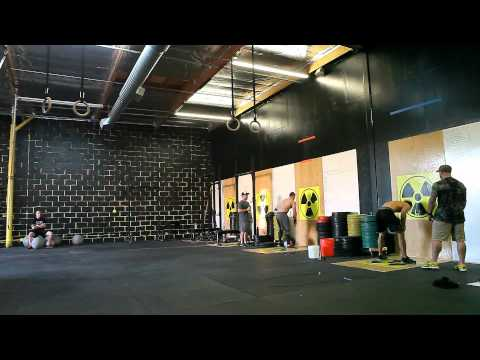 Crossfit in Scottsdale | Urban Warfit Crossfit 12.4