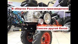 Сравнение Калужского Авангард АМБ-1 с дешёвыми китайскими мотоблоками
