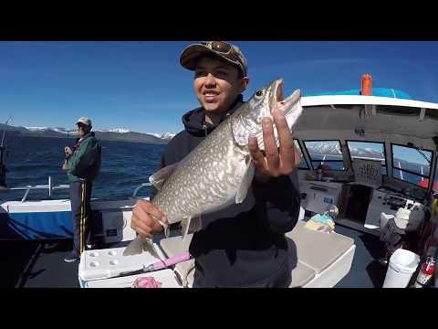 Lake Tahoe Fishing Trip 6-5-2017