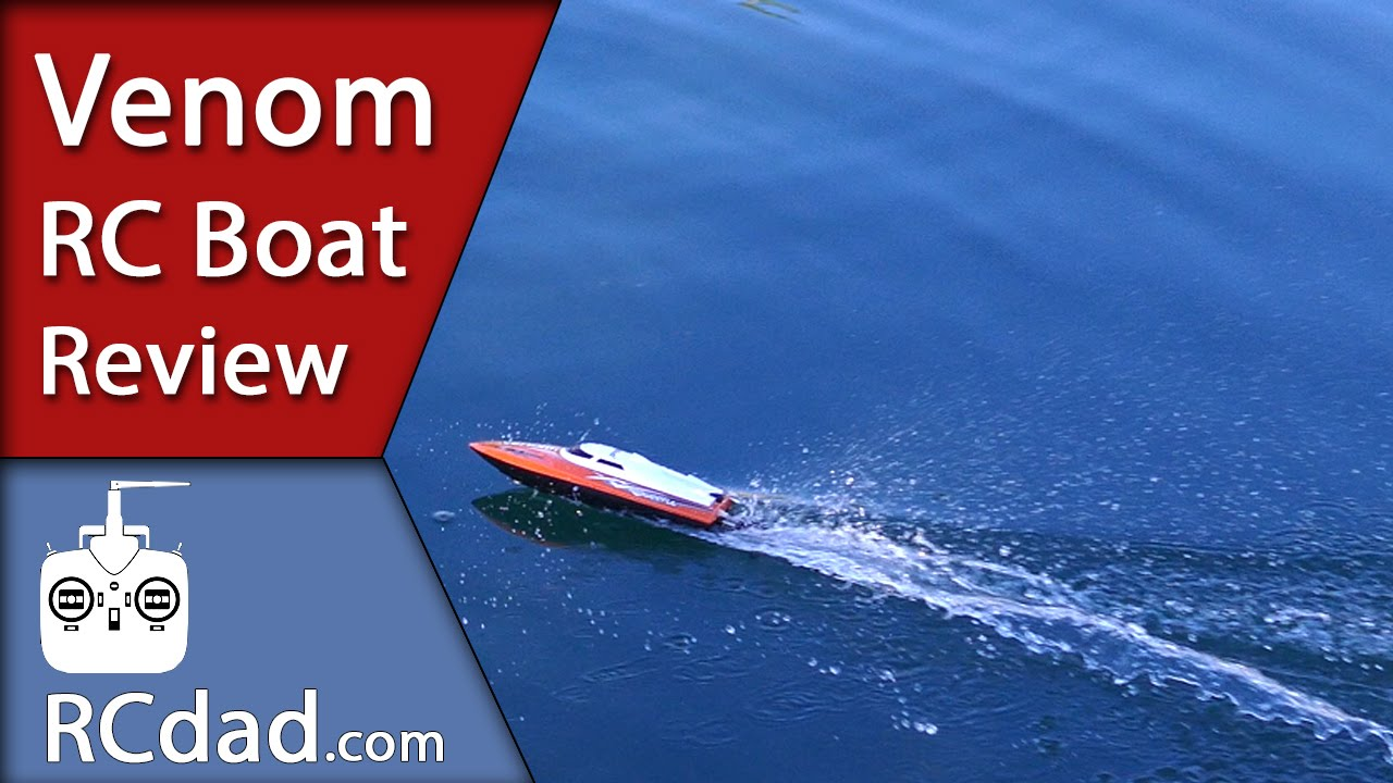 Fast And Tiny Rc Boat Venom Udi001 Review