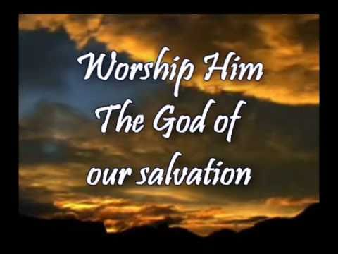Glory To The Lord - Don Moen - Worship Video w/lyrics