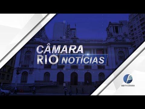 Câmara Rio Notícias - Edição 887 - 02.03.2021