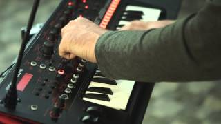 Roland JD-Xi Demo from NAMM 2015 Show Private Room by Scott Tibbs