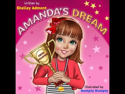 Read aloud books for children: Amanda's Dream (children's book for ages 5-12)