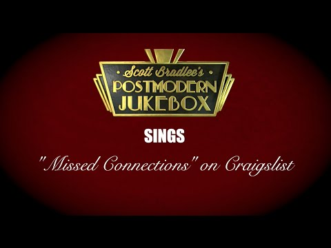 Postmodern Jukebox Sings Craigslist Missed Connections for Valentines Day