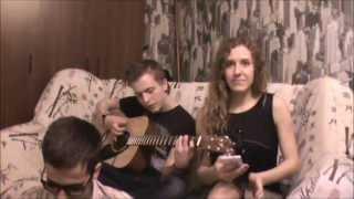 Нуки(Слот) - Научи (cover) девушка поет
