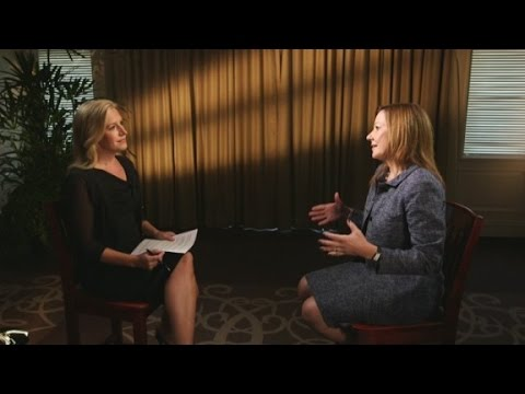 In depth with GM CEO Mary Barra