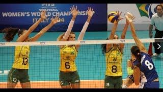 FIVB WORLD GRAND PRIX 2014 - BRASIL X RÚSSIA