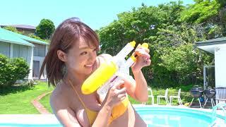 http://vrshinozaki.com/?code=4 Shinozaki Ai 3D VR link! Water fight...