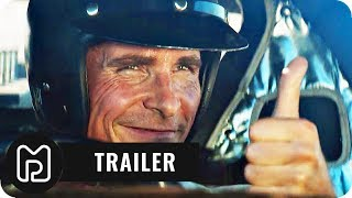LE MANS 66 Trailer Deutsch German (2019)
