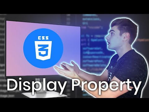 Learn CSS Display Property In 4 Minutes thumbnail