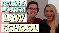 LAW SCHOOL & Being a LAWYER  - FAQ [cost, salary, advice, worth it?]