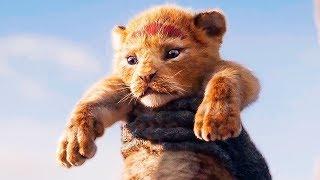 Король Лев — Русский тизер-трейлер (2019) 60FPS