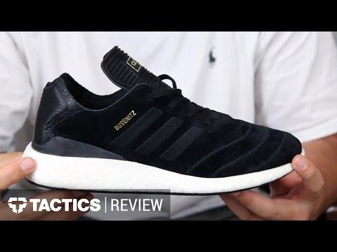Adidas Busenitz Pure Boost Shoes Review - Tactics.com
