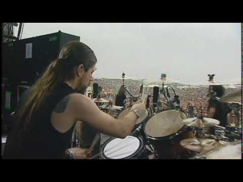 Lamb Of God - Black Label -Live At Download- HIGH DEFINITION