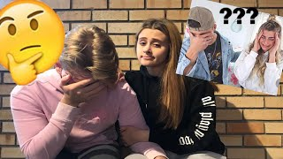 Reacting to the Jatie Vlogs Breakup... (PRANK)