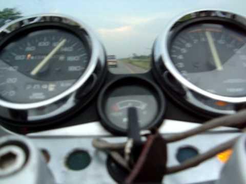 arm badcompany TEST CB400 190km/hr
