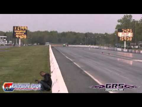 Santiago Racing 7.42 @ 159 mph at the Spring National 2012
