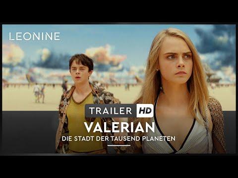 Valerian - Die Stadt der tausend Planeten - Trailer 3 (deutsch/german; FSK 6)