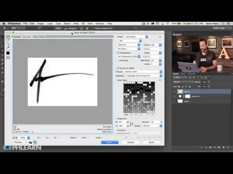 How to Create Email Signature in Photoshop