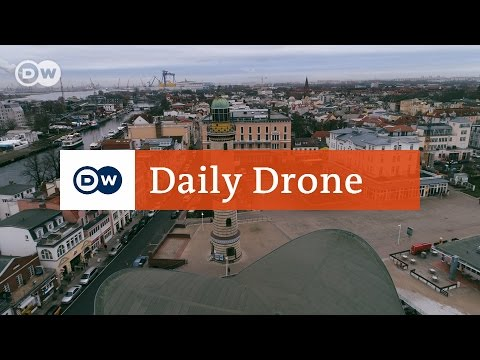 #DailyDrone: Warnemünde Baltic Resort