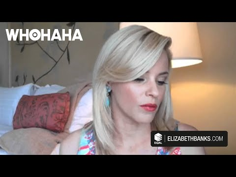 Elizabeth Banks answers People Like Us  question 1