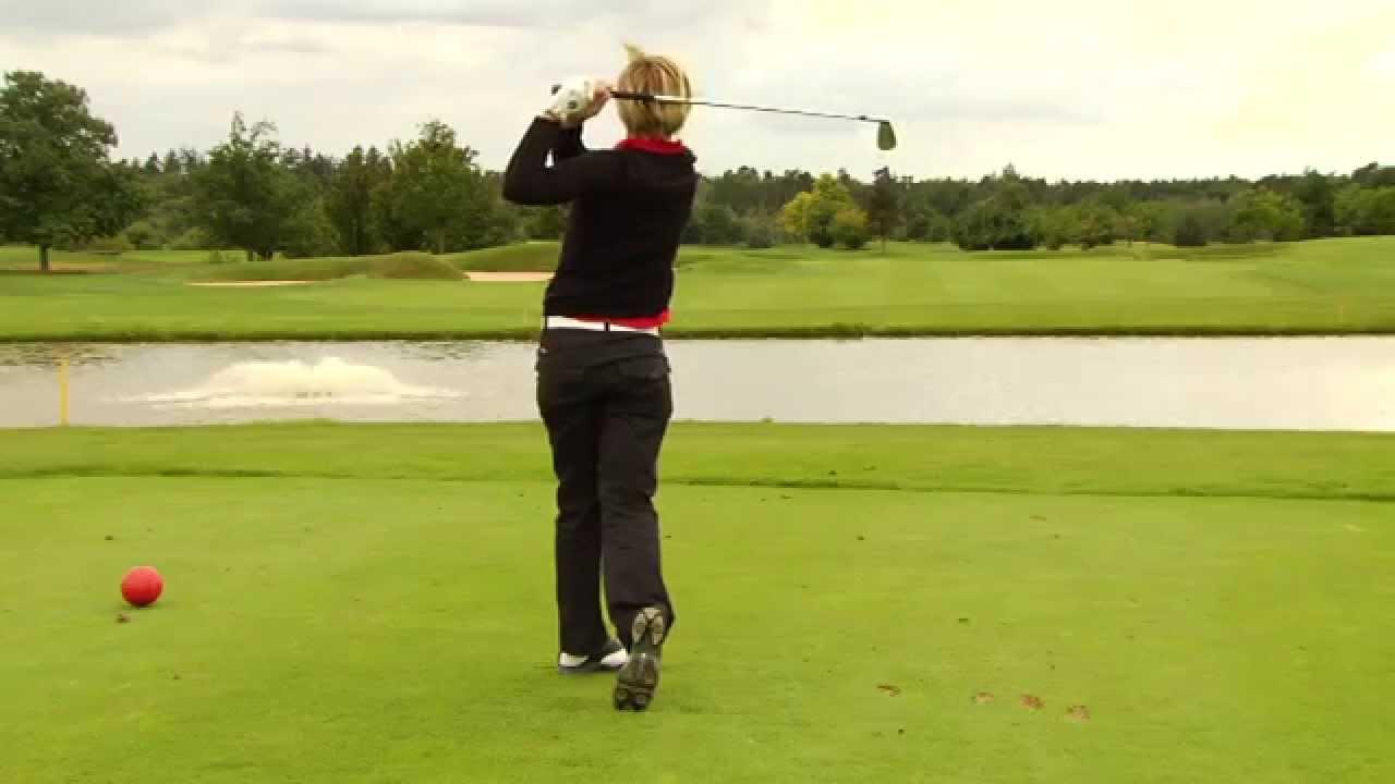 Schlag Beim Golf
