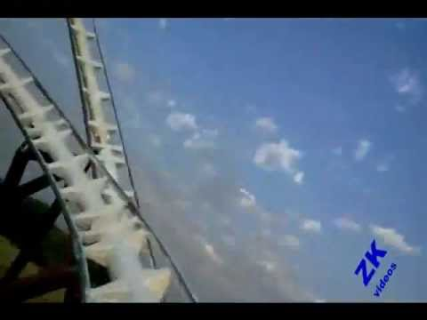 World's Dangerous roller coaster ride (lions park Botswana)