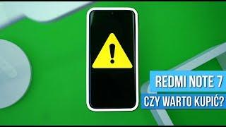 Xiaomi Redmi Note 7 - Recenzja - Czy FAKTYCZNIE MA APARAT 48MP? / Mobileo [PL]