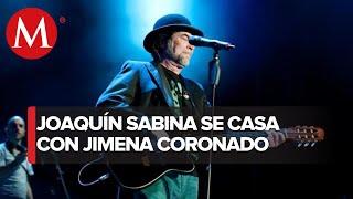 Joaquín Sabina Se Casó En Secreto Con Jimena Coronado