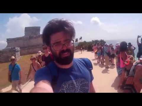 Mexico Trip - Summer 2016 - GoPro HD - Yucatan