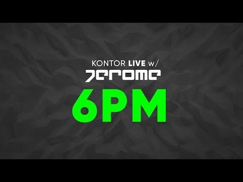 1 hour DJ set w/Jerome at Kontor Live #41