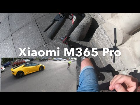 электросамокат Xiaomi Mijia M365 Pro/