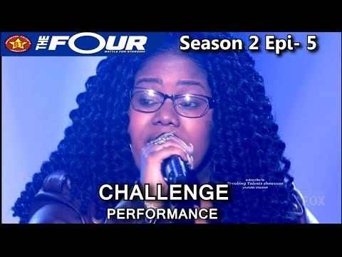 """Kateri Bluford sings �use You Loved Me"""" The Four Season 2 Ep. 5 S2E5"""