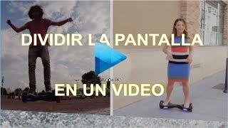Efecto Pantalla dividida SONY VEGAS tutorial | Como colocar varios videos