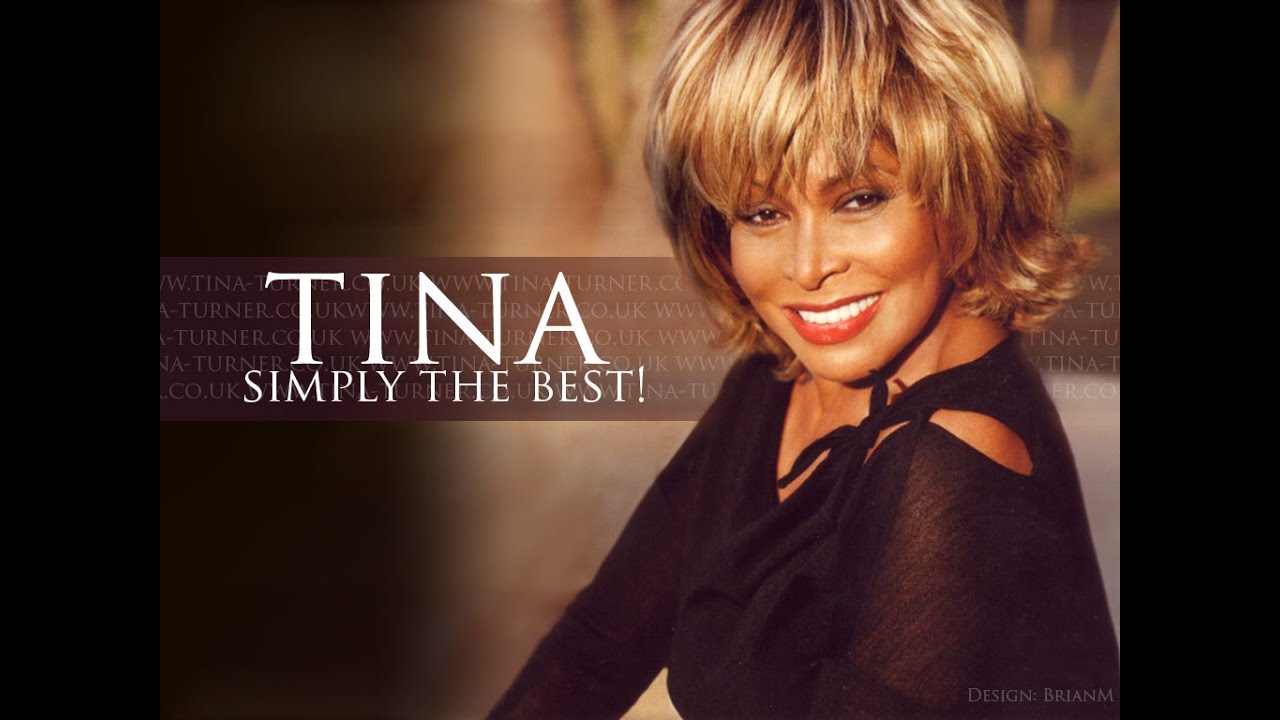 Tina Turner Simply The Best Original Version Youtube