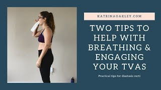 Breathing tips for engaging yo…